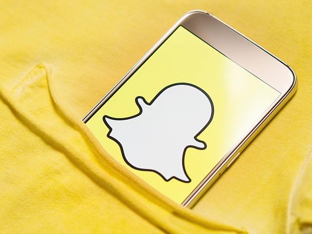 Snapchat peut désormais vous rajeunir ou vous vieillir grâce à un nouveau filtre