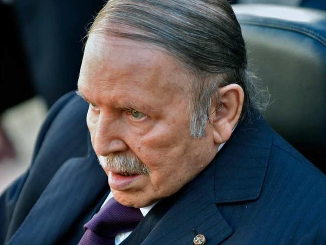 Algérie : Bouteflika déposera sa candidature pour la présidentielle le 3 mars