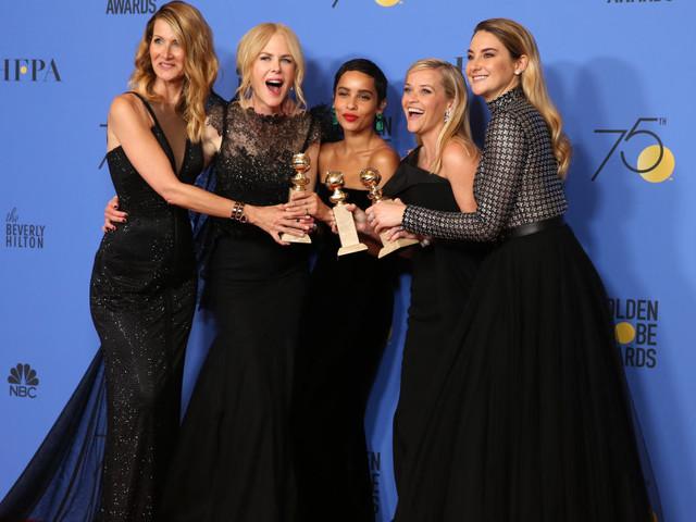 Gagnez les tenues portées par Nicole Kidman, Jude Law ou Elisabeth Moss aux Golden Globes