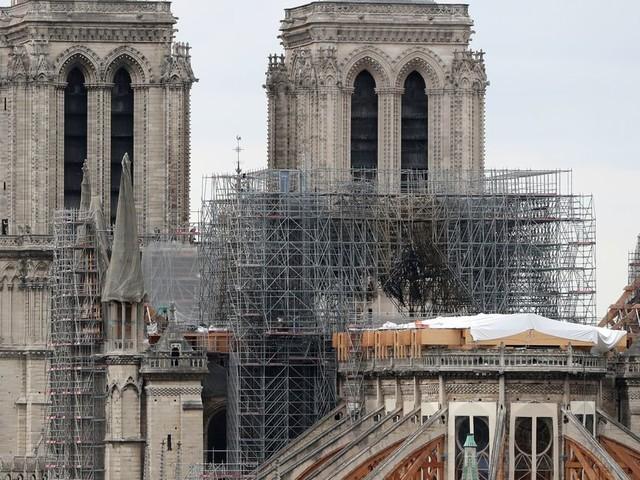 Les travaux de Notre-Dame ont déjà coûté 85 millions d'euros