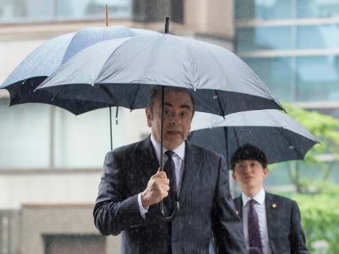 Les grandes étapes de l'affaire Carlos Ghosn