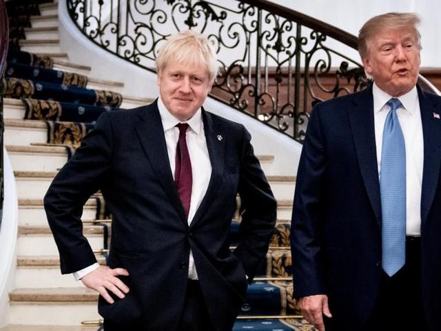 Boris Johnson accuse l'Iran d'être derrière les attaques en Arabie saoudite