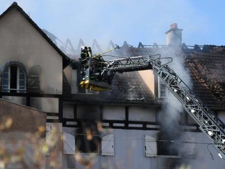Un enfant meurt dans un incendie près de Strasbourg, un suspect interpellé