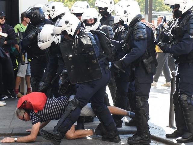 La police est-elle devenue plus violente ?