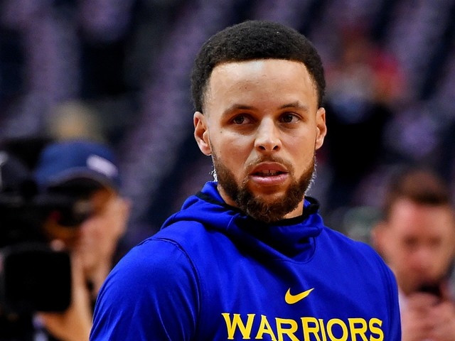 Curry veut faire les JO 2020