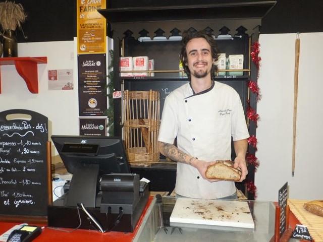 Blagnac. Changement de gérant à la boulangerie