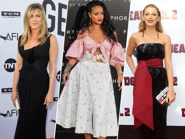 Jennifer Aniston, Rihanna, Blake Lively... Découvrez les régimes des stars pour préparer l'été