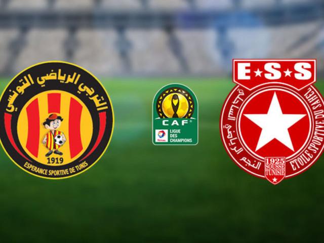 Ligue des champions – J02 : Les dates des matchs de l'Espérance de Tunis et de l'Etoile du Sahel