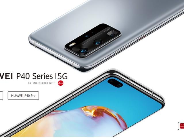 Les nouveaux Huawei P40 sont officiels et disponibles en précommande