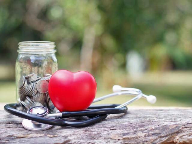 Les problèmes d'argent, facteurs de risque des maladies cardiaques
