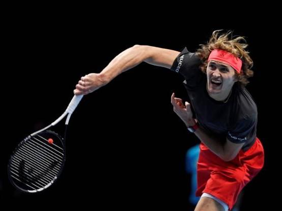 Tennis - Masters - Masters: Alexander Zverev s'impose en finale face à Novak Djokovic