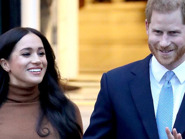 Le prince Harry et Meghan Markle se sont installés à Los Angeles