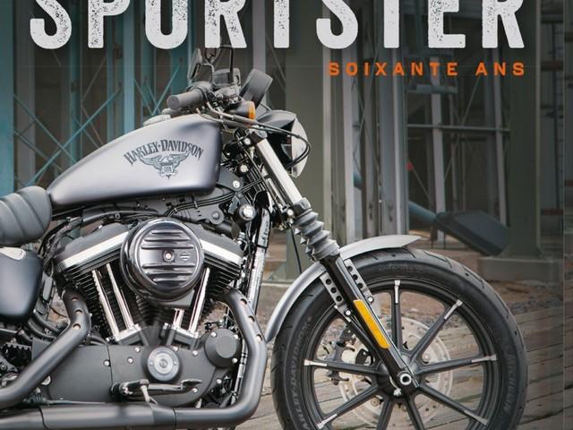 Livre : Harley-Davidson Sportster - 60 ans