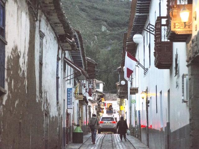 Au Pérou, des touristes britanniques piégés par le Covid-19