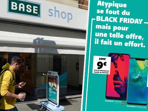 """Miguel dégoûté par la """"publicité mensongère"""" d'un opérateur pour le Black Friday: """"J'étais le premier client dans le magasin et... pas de stock"""""""