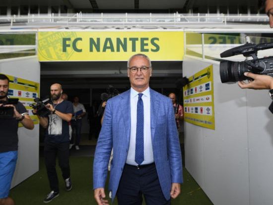 Nantes : Ranieri n'est pas interessé par le classement de son équipe