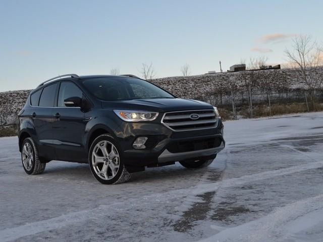 Ford Escape 2019 : en attendant la relève