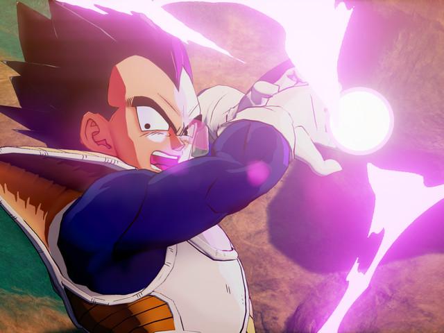 Tokyo game show 2019 (tgs) - Vegeta explore le monde ouvert de Dragon Ball Z : Kakarot