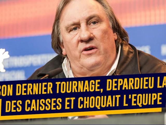 Top 9 des acteurs les plus insupportables sur un tournage, coucou Depardieu