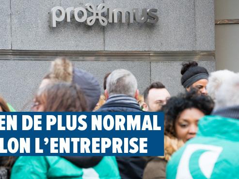 Frédéric en colère contre la restructuration Proximus: pourquoi seuls les salariés, et pas les Indiens en sous-traitance, sont-ils touchés ?