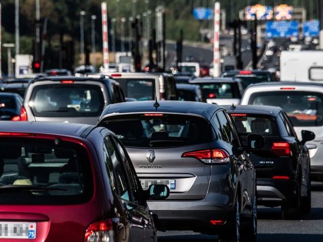 Samedi noir sur les routes de France, canicule dans les voitures