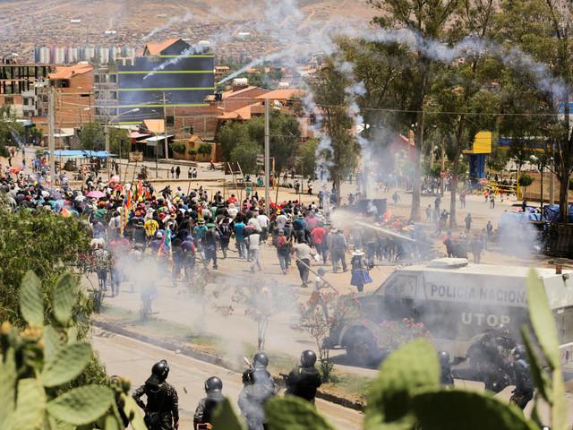 Bolivie : récit d'une journée de violence à Cochabamba