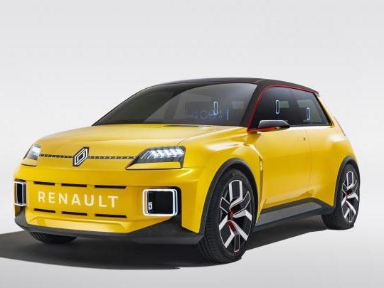 La Renault Clio RS est morte, vive l'Alpine R5 électrique ?