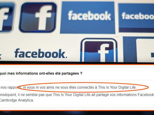 Voici comment savoir à coup sûr si vos données personnelles de Facebook ont été siphonnées par Cambridge Analytica