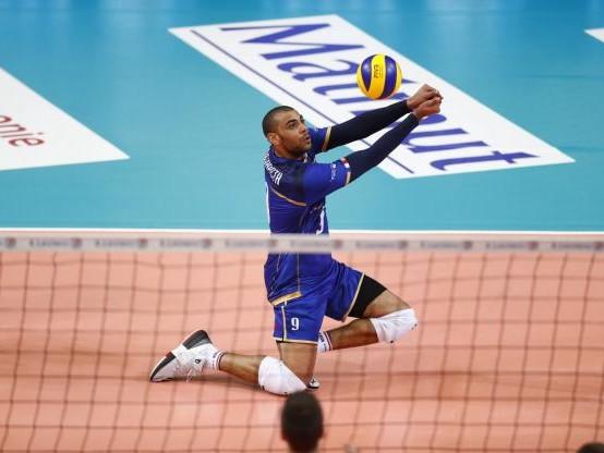 Volley - Euro (H) - Earvin Ngapeth sera ménagé au début de l'Euro
