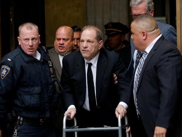 Première audience au procès d'Harvey Weinstein à New York