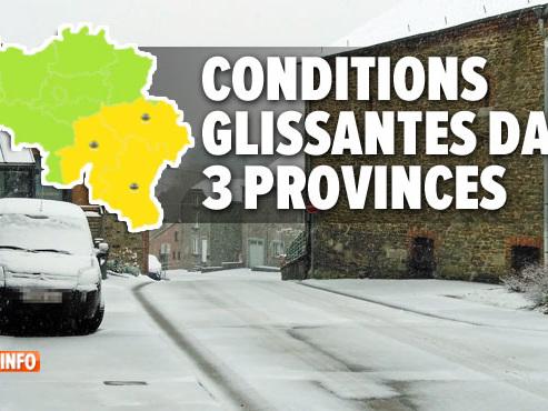 Prévisions météo: quel temps après les chutes de neige dans l'Est du pays?