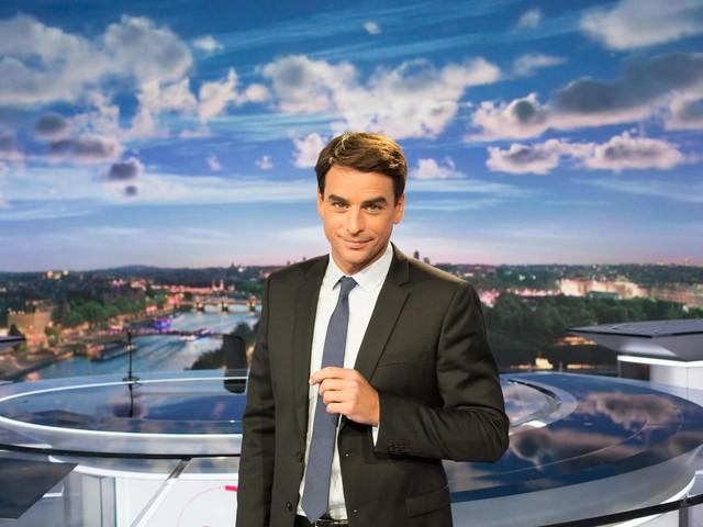 Julian Bugier, qui reste sur France 2, nouvelle recrue d'Europe 1.