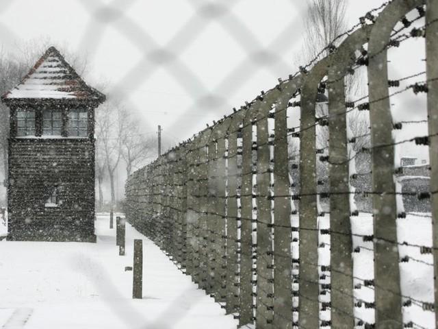75e anniversaire de la libération des camps d'extermination