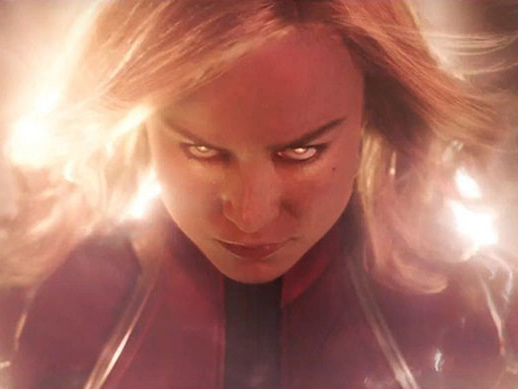 Captain Marvel : un spot TV en passant