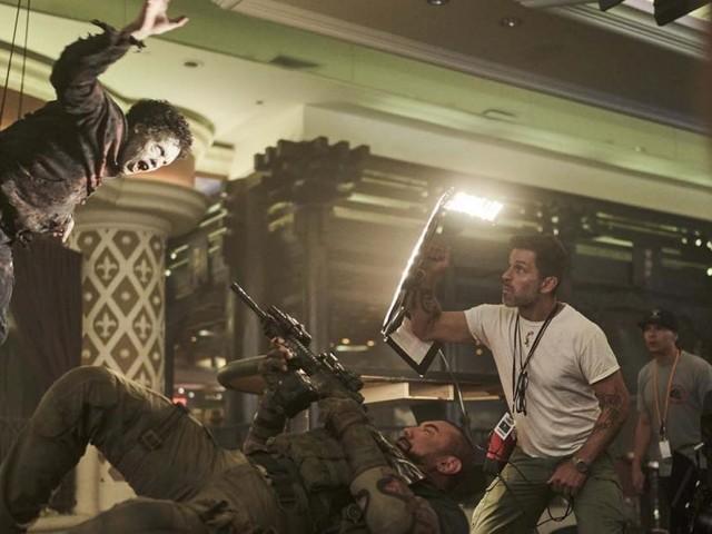 Netflix : Après Army of The Dead, Zack Snyder travaille déjà sur un autre projet