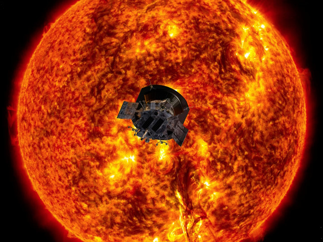 La sonde solaire Parker est au périhélie: mais qu'est-ce que c'est?