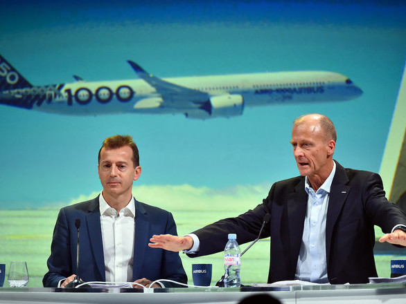 Airbus: un accord judiciaire pour éteindre le scandale de corruption