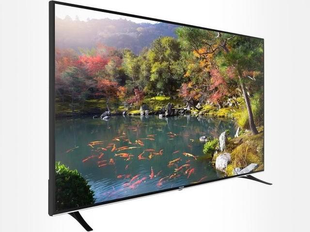 Bon plan : TV 4K UHD HDR Toshiba 75″ (190cm) à 979.99 €