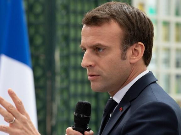 """""""L'Europe ne peut pas avancer si l'Italie n'en fait pas partie"""" : Macron en opération séduction à la télévision italienne"""