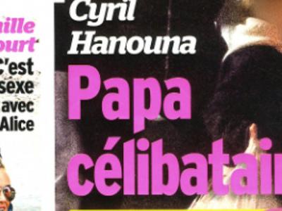 Cyril Hanouna, papa célibataire, il quitte sa femme après 16 ans (photo)