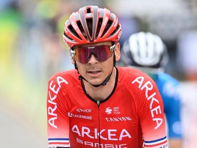 Cyclisme – Arkéa-Samsic : Barguil victime d'une fracture du bassin à l'entraînement