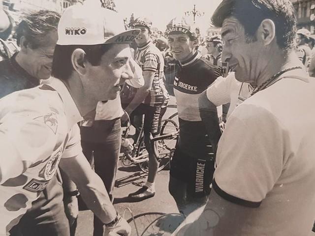 Mort de Raymond Poulidor : ces anciens cyclistes professionnels du Calvados l'ont connu sur les routes