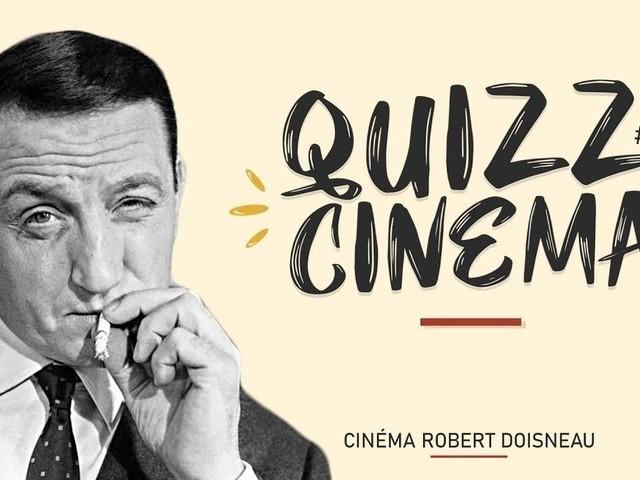 Lot. Testez vos connaissances avec les quizz du cinéma Robert Doisneau de Biars-sur-Cère
