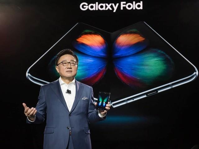 Samsung a déjà vendu plus d'un million de Galaxy Fold