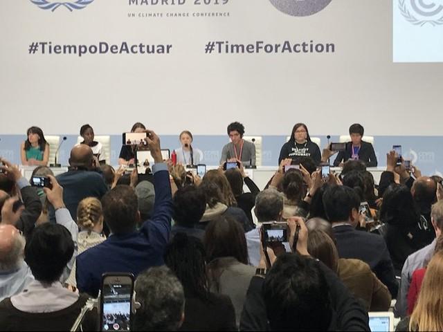 Cop25 : Greta Thunberg à Madrid, pour quoi faire ?