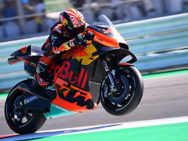 MotoGP: Vinales en pole à Misano, les KTM surprennent