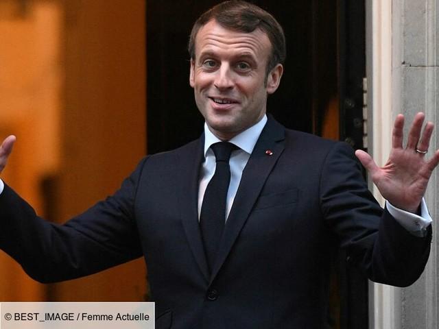 Emmanuel Macron : d'où vient l'alliance qu'il porte à la main droite ?
