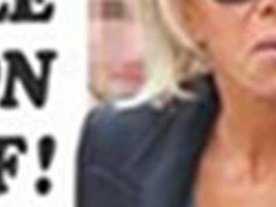 Brigitte Macron, cheveux brouillons, veste mal ajustée, la Une qui lui fait mal