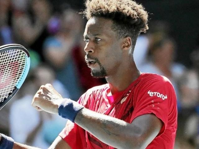 Tennis. Open d'Australie: victoire convaincante de Monfils, qualifié pour les 8es de finale