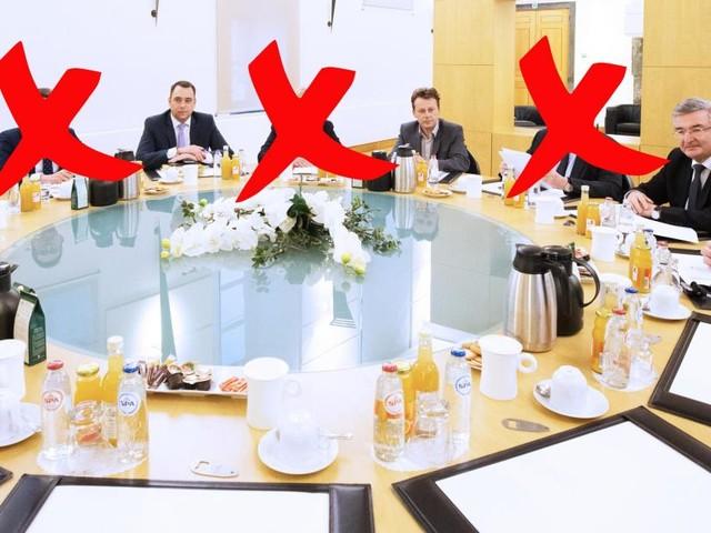 Le PS éjecté des gouvernements: voici les 11 ministres qui pourraient perdre leur poste!